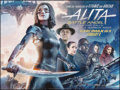 """Movie Posters:Science Fiction, Alita: Battle Angel (20th Century Fox, 2019). Rolled, Very Fine. British Quad (30"""" X 40"""") DS Advance. Science Fiction.. ..."""