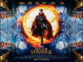 "Movie Posters:Fantasy, Doctor Strange (Marvel Studios, 2016). Rolled, Very Fine. British Quad (30"" X 40"") DS Advance. Fantasy.. ..."