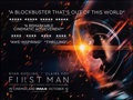 """Movie Posters:Action, First Man (Universal, 2018). Rolled, Very Fine. British Quad (30"""" X 40"""") DS Advance. Action.. ..."""