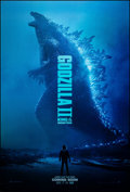 "Movie Posters:Action, Godzilla: King of the Monsters (Warner Bros., 2019). Rolled, Very Fine. International One Sheet (27"" X 40"") DS, Advan..."