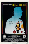 "Movie Posters:Comedy, Being There (United Artists, 1980). Folded, Very Fine+. One Sheet (27"" X 41"") Style B. Comedy.. ..."