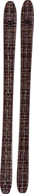 """Chanel Wood & Resin Tweed Runway Skis Condition: 1 4.5"""" Width x 66"""" Length ... (Total: 2 Items)"""