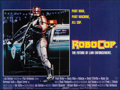 "Movie Posters:Action, RoboCop (Orion, 1987). Folded, Very Fine. British Quad (30"" X 40""). Mike Bryan Artwork. Action.. ..."