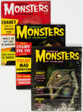 Magazines:Horror, Famous Monsters of Filmland Group of 21 (Warren, 1959-68) Condition: Average GD/VG.... (Total: 21 Items)