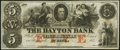 Obsoletes By State:Minnesota, St. Paul, MN- Dayton Bank $5 185_ Remainder Choice About Uncirculated.. ...