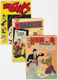 Golden Age Humor Group of 6 (Various Publishers, 1947-48) Condition: Average VG+.... (Total: 6 )