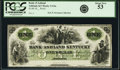 Obsoletes By State:Kentucky, Ashland, KY - Bank of Ashland Kentucky $1 18__ KY-5 G2a, Hughes 1 Proof PCGS About New 53.. ...