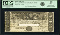 Dover, NH - Dover Bank (1st) $10 18__NH-60 G32 Proof PCGS New 61