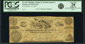 Newark, NJ - Newark Whaling, Sealing & Manufacturing Co. 12-1/2 Cents Oct. 25, 1837 Wait-1543. PCGS Apparent Ver...