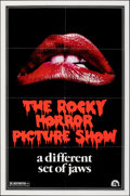 "Movie Posters:Rock and Roll, The Rocky Horror Picture Show (20th Century Fox, 1975). Folded, Very Fine-. One Sheet (27"" X 41"") Teaser, Style A. Rock and ..."
