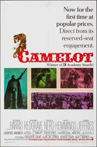 """Camelot & Other Lot (Warner Bros-Seven Arts, 1967). Folded, Overall: Very Fine-. One Sheets (3) (27"""" X 41..."""
