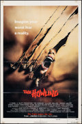"""Movie Posters:Horror, The Howling & Other Lot (Avco Embassy, 1981). Folded, Fine. One Sheets (2) (27"""" X 41"""") Teaser. Stan Watts Artwork. Horror.. ... (Total: 2 Items)"""