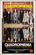 """Movie Posters:Rock and Roll, Quadrophenia & Other Lot (World Northal, 1979). Folded, Fine. One Sheets (2) (27"""" X 41"""") Style B. Rock and Roll.. ... (Total: 2 Items)"""
