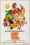 "Movie Posters:Sexploitation, Summer School Teachers & Other Lot (New World, 1975). Folded, Fine. One Sheets (3) (27"" X 41""). John Solie Artwork. Sexploit... (Total: 3 Items)"