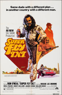 "Super Fly T.N.T. & Other Lot (Paramount, 1973). Folded, Fine-. One Sheets (3) (27"" X 41""). Blaxploitation..."