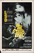 "Movie Posters:Exploitation, The Trip (American International, 1967). Folded, Fine+. One Sheet (27"" X 41""). Exploitation.. ..."