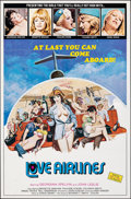 """Movie Posters:Adult, Love Airlines & Other Lot (Cinepix, 1978). Folded, Very Fine. One Sheets (3) (25"""" X 38"""", 27"""" X 41""""). Adult.. ... (Total: 3 Items)"""