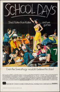 "Movie Posters:Sexploitation, School Days & Other Lot (Cinema Shares International, 1977). Folded, Very Fine-. One Sheets (3) (27"" X 41""). Sexploit..."