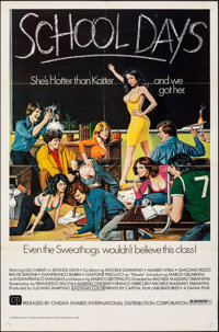 "School Days & Other Lot (Cinema Shares International, 1977). Folded, Very Fine-. One Sheets (3) (27"" X 41&q..."