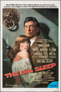 "Movie Posters:Crime, The Big Sleep & Other Lot (United Artists, 1978). Folded, Very Fine-. One Sheets (3) (27"" X 41""). Richard Amsel Artwork. Cri... (Total: 3 Items)"