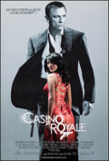 "Movie Posters:James Bond, Casino Royale (MGM, 2006). Rolled, Very Fine+. British One Sheet (27"" X 40"") DS. James Bond.. ..."