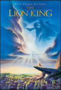 """Movie Posters:Animation, The Lion King (Buena Vista, 1994). Rolled, Very Fine/Near Mint. One Sheet (27"""" X 40"""") DS Advance. John Alvin Artwork. Animat..."""