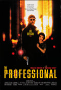 "Movie Posters:Thriller, The Professional (Columbia, 1994). Rolled, Very Fine. One Sheet (26.75"" X 39.75"") DS. Thriller.. ..."