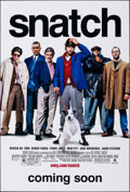 "Movie Posters:Crime, Snatch & Other Lot (Columbia, 2000). Rolled, Very Fine/Near Mint. One Sheets (2) (27"" X 40"") DS Advance. Crime.. ... (Total: 2 Items)"