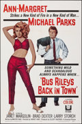 """Movie Posters:Drama, Bus Riley's Back in Town (Universal, 1965). Folded, Very Fine+. One Sheet (27"""" X 41""""). Drama.. ..."""