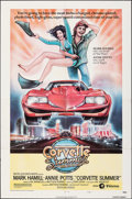 """Movie Posters:Action, Corvette Summer & Other Lot (MGM, 1978). Folded, Very Fine. One Sheets (2) (27"""" X 41"""") Style A. Action. Artwork by Sands.. ... (Total: 2 Items)"""