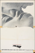 "Movie Posters:Drama, Downhill Racer (Paramount, 1969). Folded, Fine. One Sheet (27"" X 41""). Drama.. ..."