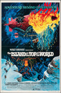 "Movie Posters:Adventure, The Island at the Top of the World (Buena Vista, 1974). Folded, Very Fine+. One Sheet (27"" X 41""). Adventure.. ..."