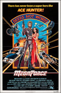 "Movie Posters:Science Fiction, Megaforce & Other Lot (20th Century Fox, 1982). Folded, Very Fine-. One Sheets (3) (27"" X 41""). Science Fiction.. ... (Total: 3 Items)"