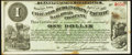 Obsoletes By State:Iowa, Newton, IA- Chicago, Burlington and Pacific Railroad Company $1 Apr. 1, 1882 Choice About Uncirculated.. ...