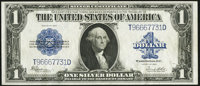 Fr. 237 $1 1923 Silver Certificate Extremely Fine