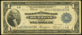 Fr. 722 $1 1918 Federal Reserve Bank Note Very Good-Fine