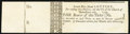 Miscellaneous:Other, (Trenton), NJ- Second Biles Island Lottery Ticket 1759 Remainder Extremely Fine.. ...