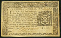 Colonial Notes:New York, New York March 5, 1776 $2/3 Very Fine-Extremely Fine.. ...