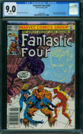 Fantastic Four #255 (Marvel, 1983) CGC VF/NM 9.0 White pages