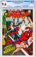 Bronze Age (1970-1979):Superhero, The Amazing Spider-Man #101 (Marvel, 1971) CGC NM+ 9.6 White pages....