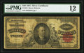 Large Size:Silver Certificates, Fr. 319 $20 1891 Silver Certificate PMG Fine 12.. ...