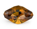 Gems:Faceted, Gemstone: Citrine - 26.29 Cts.. Africa. 28.13 x 18.10 x 13.10 mm . ...