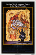 "Movie Posters:Fantasy, The Dark Crystal (Universal, 1982). Folded, Very Fine-. One Sheet (27"" X 41""). Richard Amsel Artwork. Fantasy.. ..."