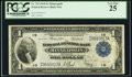 Fr. 735 $1 1918 Federal Reserve Bank Note PCGS Very Fine 25