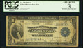 Fr. 745 $1 1918 Federal Reserve Bank Note PCGS Apparent Fine 15