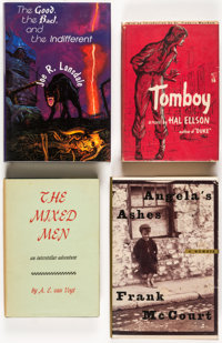 Assorted Hardcover Editions Group of 19 (Various, 1950s-90s) Condition: Average VG.... (Total: 19 Items)