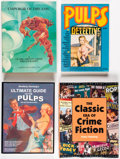 Books:General, Pulp Art Books Group of 8 (Various, 1980s-90s).... (Total: 8 Items)