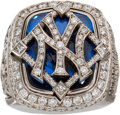 Baseball Collectibles:Others, 2009 New York Yankees World Series Championship Ring. ...