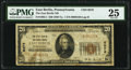 National Bank Notes:Pennsylvania, East Berlin, PA - $20 1929 Ty. 1 The East Berlin National Bank Ch. # 6878 PMG Very Fine 25.. ...