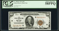 Fr. 1890-B $100 1929 Federal Reserve Bank Note. PCGS Choice About New 58PPQ